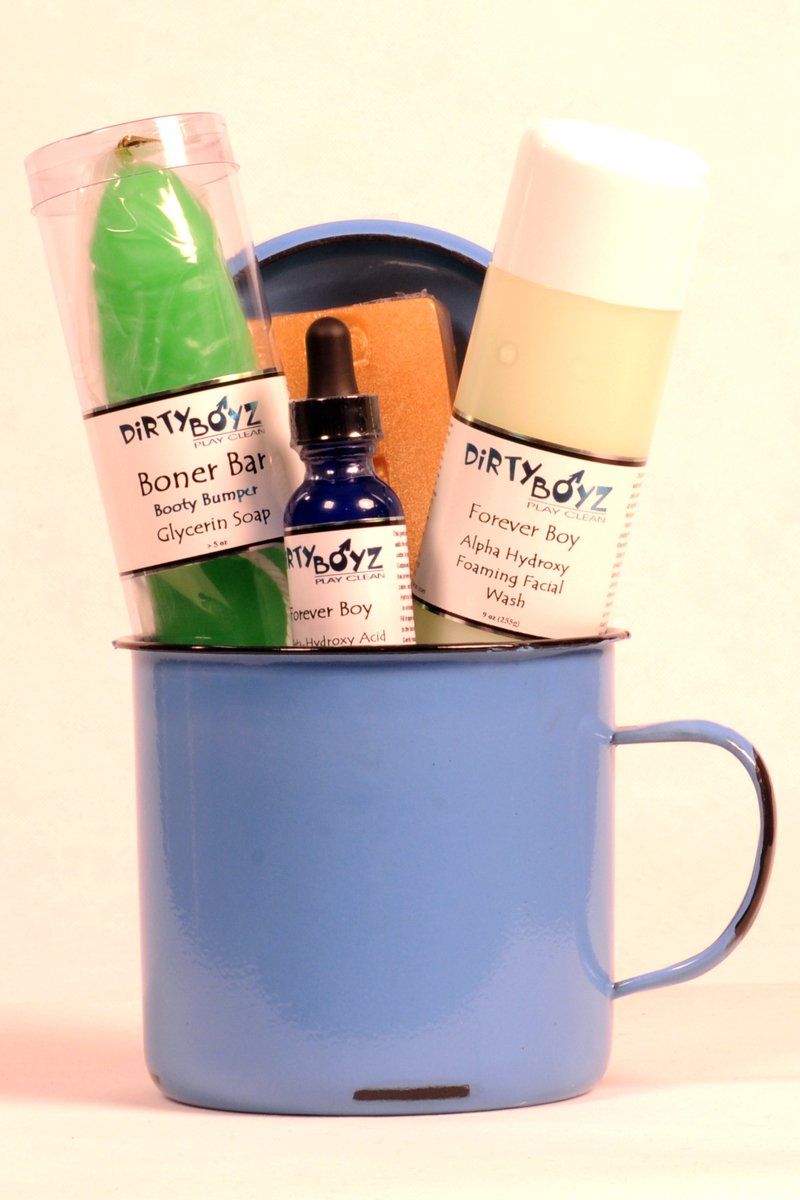 "#5 The ""Facial"" Boyz Gift Set"