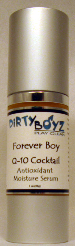 Forever Boy Q-10 Cocktail Moisture Serum