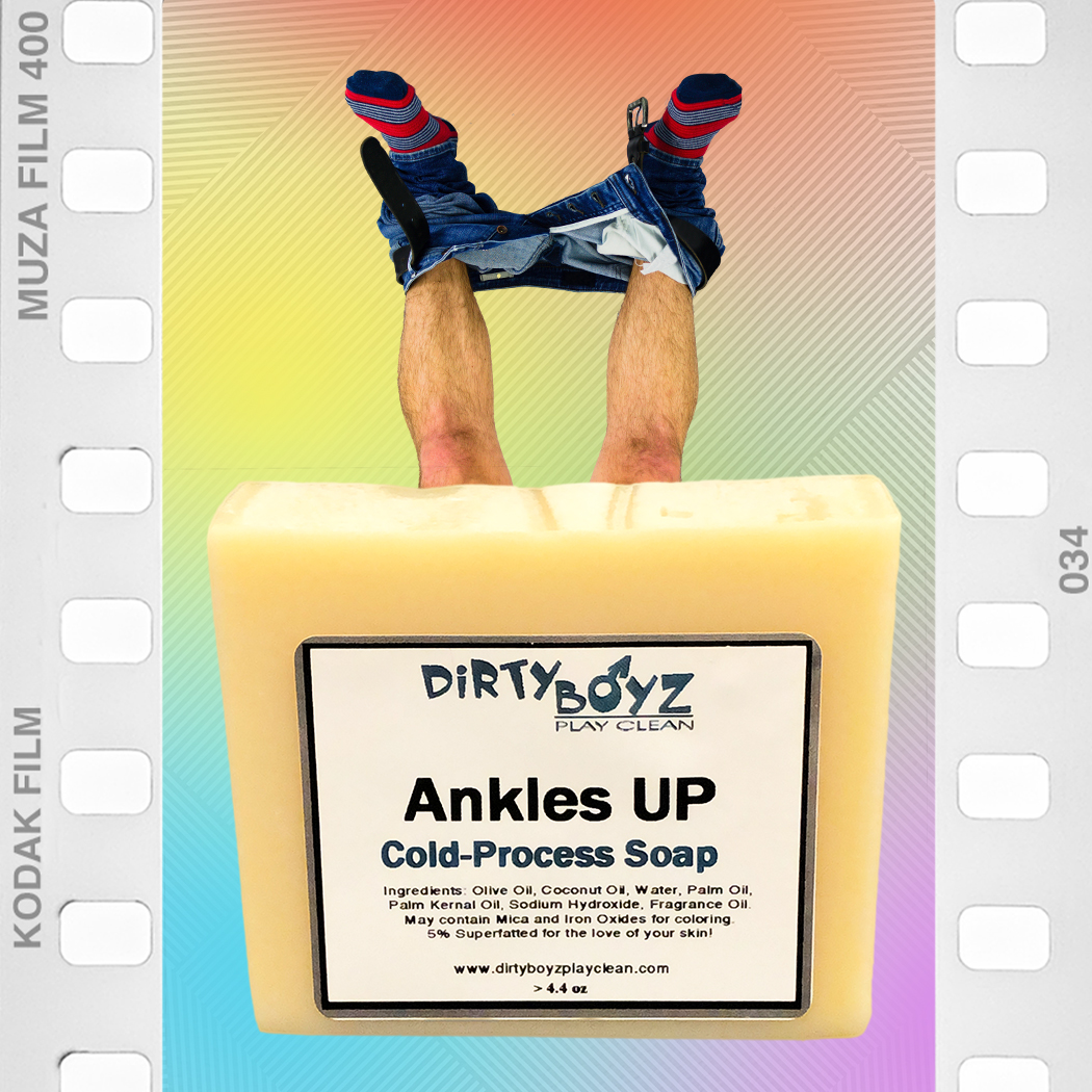 Ankles UP!