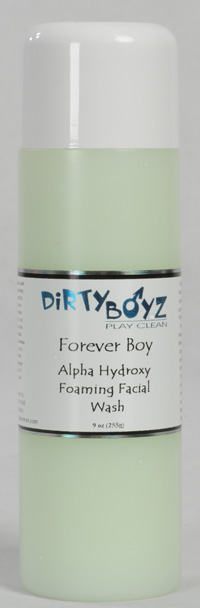 Forever Boy Alpha Hydroxy Facial Wash